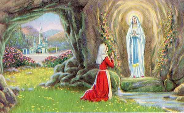 Our Lady of Lourdes Prayer for Healing