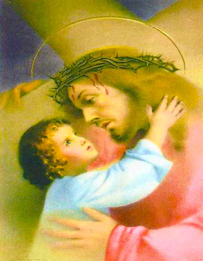 Prayer To The Most Holy Name of Jesus