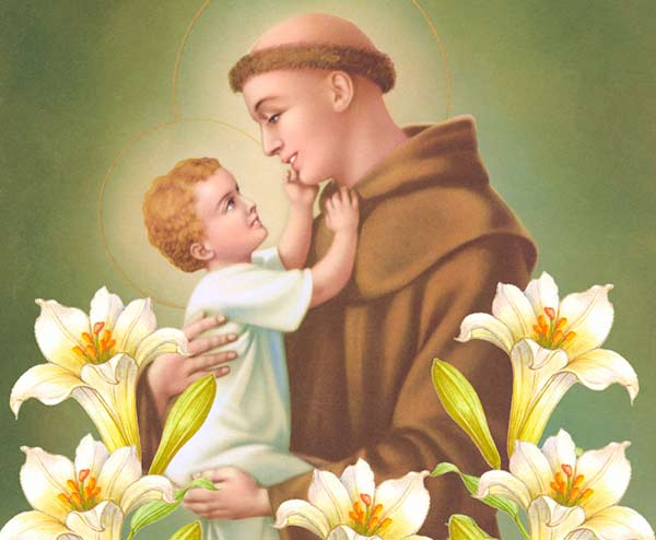 The Litany of Saint Anthony of Padua
