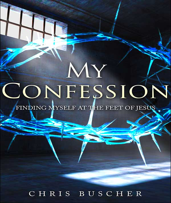 """My Confession"" Finding Myself at the Feet of Jesus"