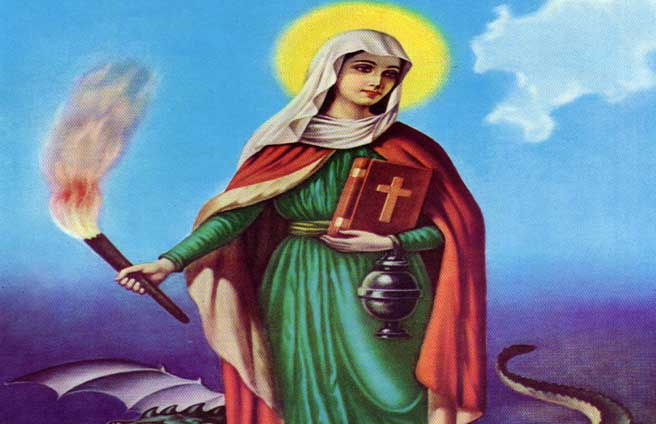 A Prayer to St. Martha