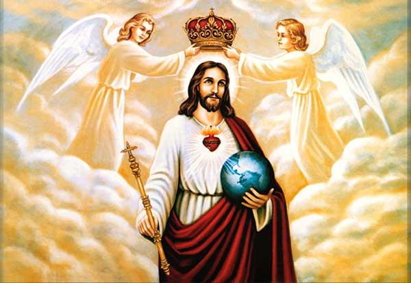 Prayer to Jesus Christ the King