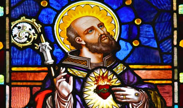 Prayer of St. Francis de Sales to the Blessed Virgin Mary