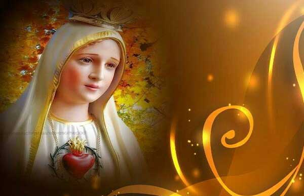 Evening Prayer to Blessed Mary