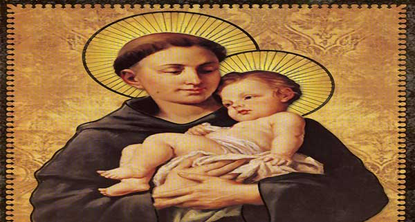NOVENA PRAYER TO ST ANTHONY TO FIND A CHRISTIAN HUSBAND OR WIFE