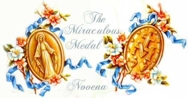 A MIRACULOUS MEDAL PRAYER