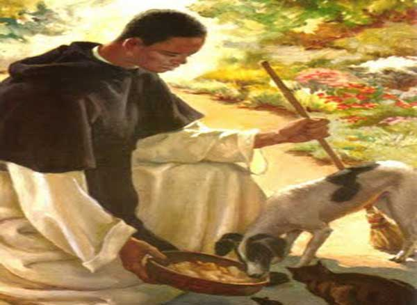 PRAYER FOR ANIMALS (St Martin De Porres)