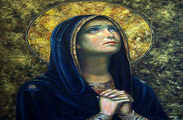 Litany of Our Lady of Seven Sorrows
