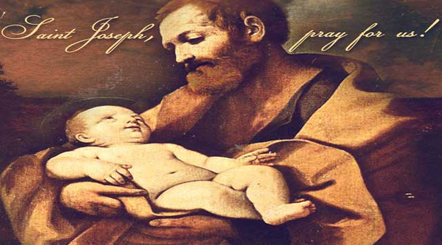 PRAYER TO ST. JOSEPH NEVER KNOWN TO FAIL