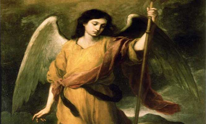 PRAYER TO ST RAPHAEL FOR HEALTH