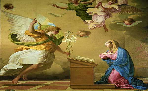 PRAYER TO ARCHANGEL GABRIEL FOR STRENGTH