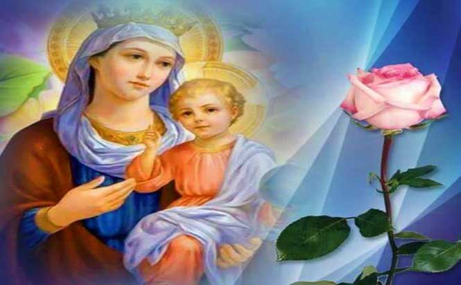 Dedication to Mary, Mother of God