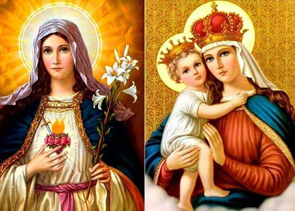 PRAYER TO ASK MOTHER MARY'S HELP