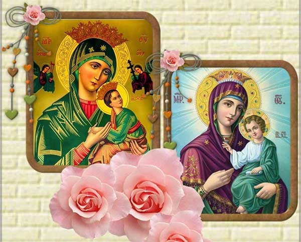 PRAYER FOR THE SICK TO OUR LADY OF PERPETUAL HELP