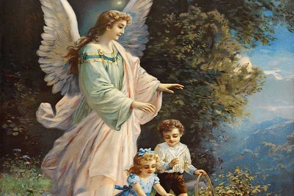 PRAYER FOR ANGELIC ASSISTANCE