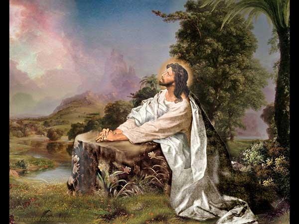 Prayer Against Temptation