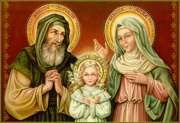 ST. JOACHIM & ST. ANNE