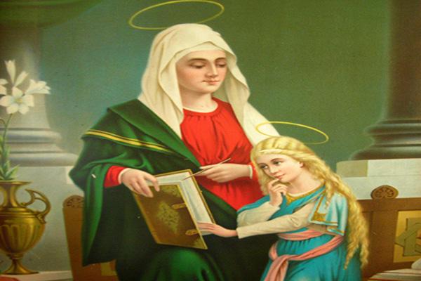 Memorare to Saint Anne