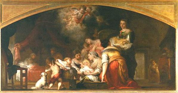 Birth of The virgin Mary