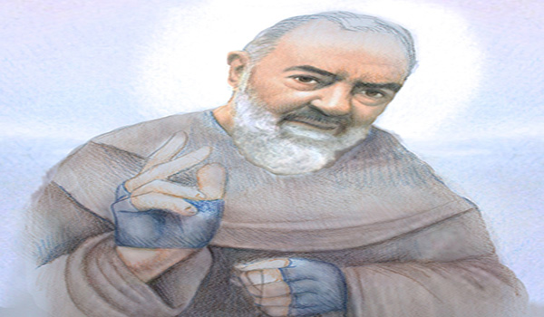 Prayer by Padre Pio