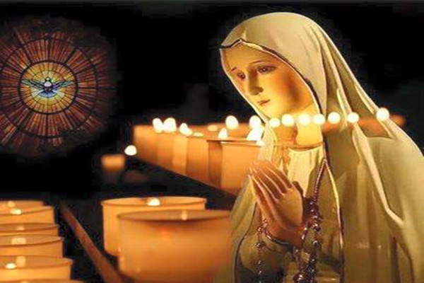 Special Prayer of Trust to The Virgin Mary