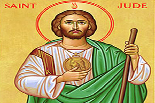 Prayer To Saint Jude For A Sick Person