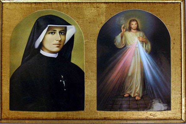 NOVENA TO SAINT FAUSTINA
