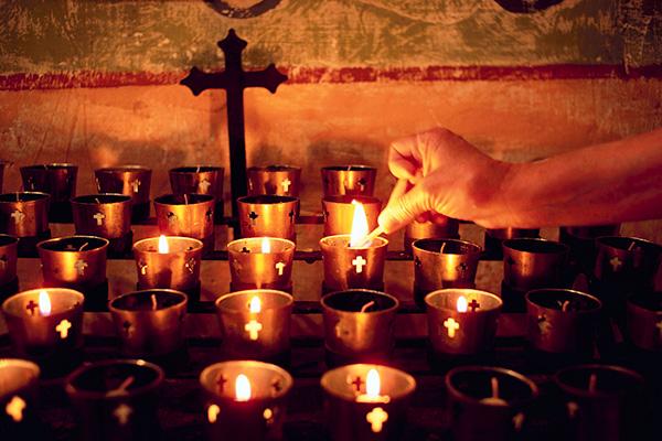 Prayer For Healing Cancer