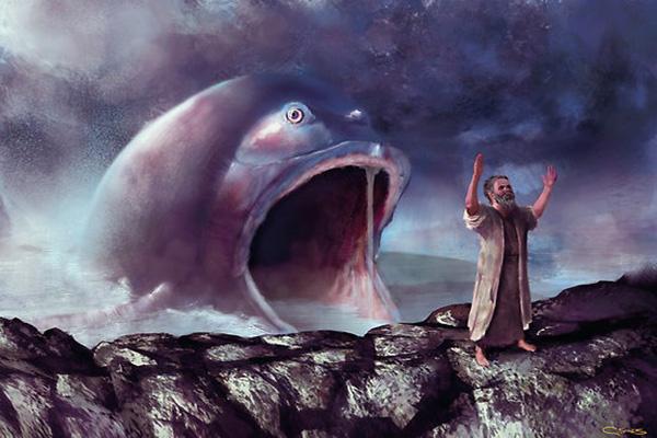 Jonah's Prayer for Help