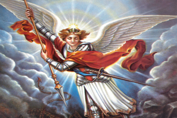 NOVENA ARCHANGEL MICHAEL FOR PROTECTION