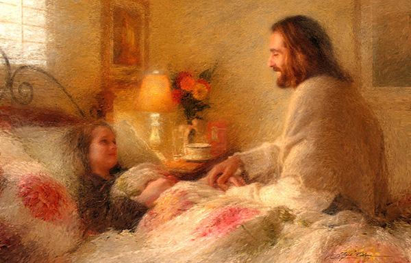 Prayer to Jesus for Healing