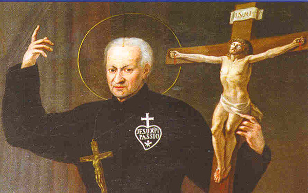 Prayer to Saint Paul of the Cross