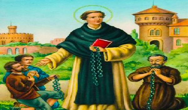Saint Leonard of Noblac