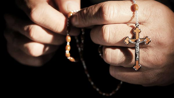 Prayer Before The Rosary