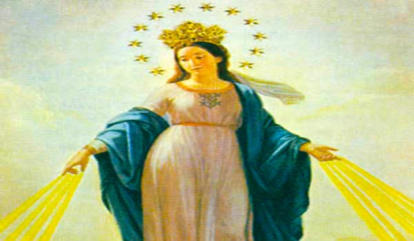 PRAYER TO OUR LADY OF THE MIRACLE