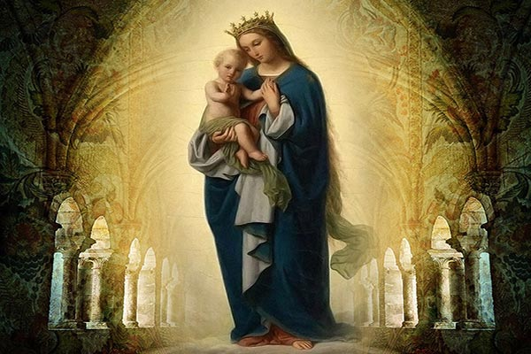PRAYER TO OUR LADY OF SURPRISES