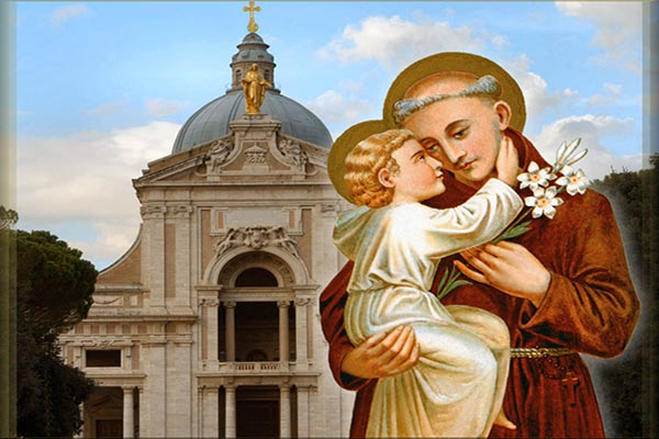 PRAYER TO SAINT ANTHONY FOR CONTROL OF THE TONGUE