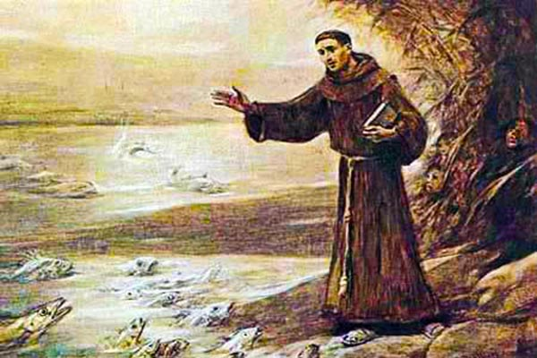 Prayer To Saint Anthony For Success In Preparing For Exams