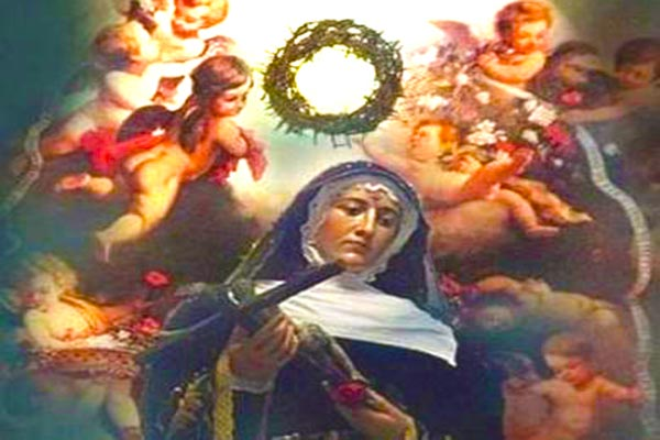 Prayer To Saint Rita For The Suffering