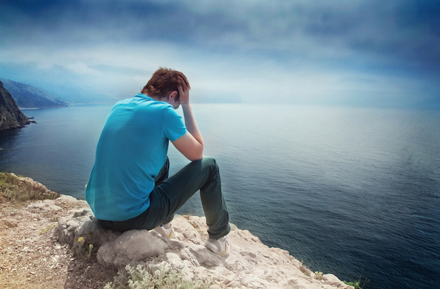 Prayer When Feeling Low