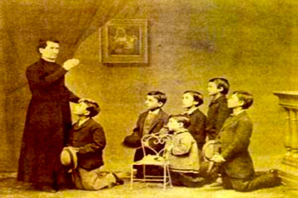 A Dream of Saint John Bosco