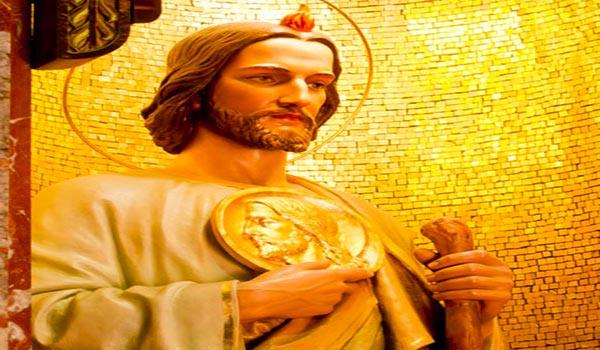 ST JUDE Thaddeus Saint of Lost Causes