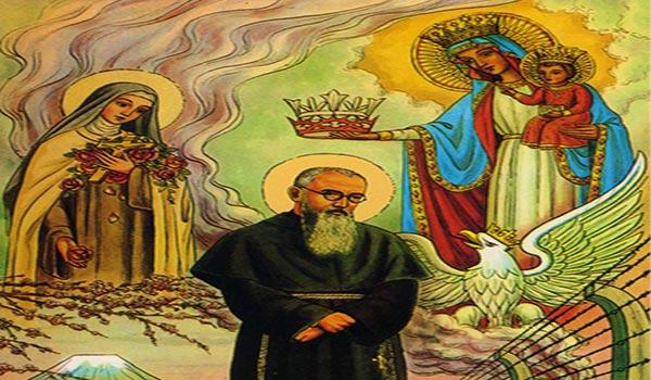 St Maximilian Kolbe Prayer
