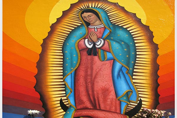 LITANY TO OUR LADY OF GUADALUPE