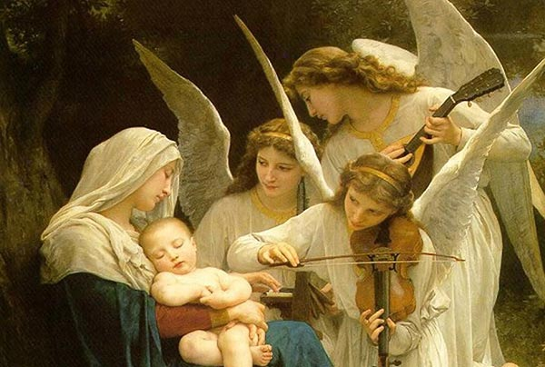THE NATIVITY AND INFANCY OF OUR LORD