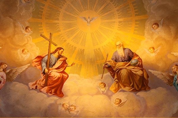 Morning Prayer to the Trinity