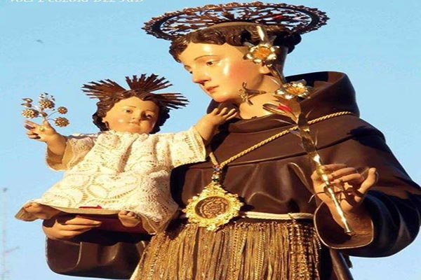 PRAYER OF CONFIDENCE TO SAINT ANTHONY