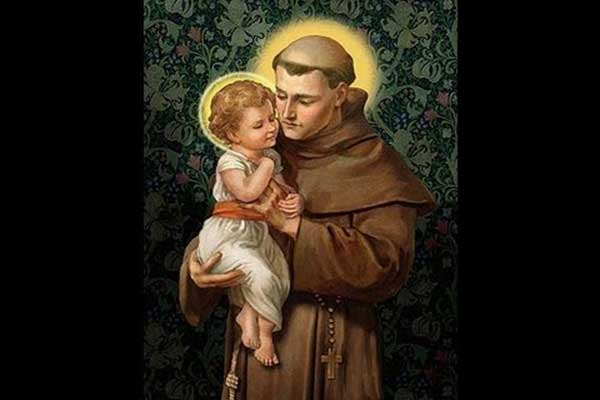 PRAYER TO ST ANTHONY FOR THOSE ON MEDICATION