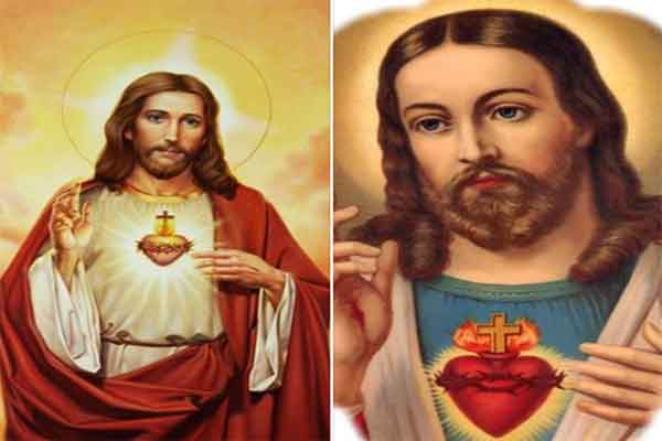 PRAYER OF LOVE TO THE SACRED HEART
