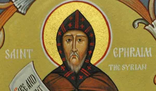 St. Ephrem The Syrian
